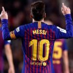 Messi, única alternativa en ataque.