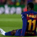 """La LFP podría bloquear el fichaje de un '9' en el Barça """"Foto: La Vanguardia"""""""