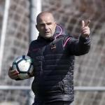 Paco López en un entrenamiento. / vamosmilevante.com