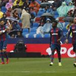 Jugadores del Levante UD durante la temporada 2018/19 / LaLiga
