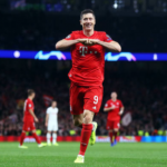 """La recompensa del Bayern con Lewandowski./ Foto: Getty Images"""