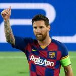 Lionel Messi decide jugar en el Manchester City   FOTO: FC BARCELONA