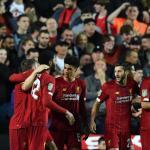 El Liverpool podría ser eliminado de la Carabao Cup   Foto: Independent