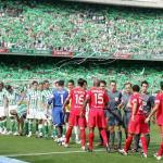Betis y Sevilla tantean al futbolista / Lleidabet