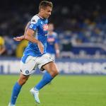 Llorente en un partido con el Nápoles. / calciomercato.com