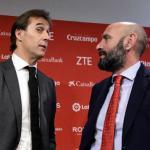 Lopetegui enseña la puerta de salida a varios jugadores del Sevilla. Foto: Marca