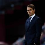 """""""Los 3 elegidos por Lopetegui para abandonar el Sevilla./ Foto: Getty Images"""""""