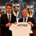 Lopetegui / Real Madrid.
