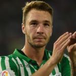 Loren Morón será el primero en salir del Real Betis. Foto: Marca