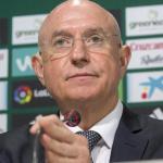 Lorenzo Serra Ferrer en rueda de prensa. Foto: Ondabetica.es