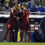 Los avances del Valencia para fichar a Rafinha y Denis Suárez / Twitter
