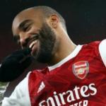 Alexandre Lacazette abandonará el Arsenal en 2022. Foto: Getty