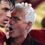 José Mourinho pretende alcanzar grandes cotas con la Roma. Foto: Getty