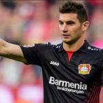 """Lucas Alario cambia de equipo, pero no regresará a Sudamérica """"Foto: Bild"""""""