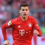Lucas Hernández en la rampa de salida del Bayern de Múnich / Eldesmarque.com