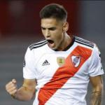 """¿Qué pasa con el futuro de Martínez Quarta? """"Foto: TyC Sports"""""""