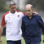 """Se reveló el futuro de Pusineri en Independiente """"Foto: Olé"""""""