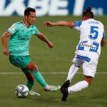 El Tottenham prepara su primera oferta por Lucas Vázquez  | FOTO: REAL MADRID