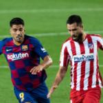 """""""OFICIAL: Luis Suárez se marcha traspasado al Atlético de Madrid. Foto: Getty Images"""""""