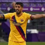 Luis Suárez tiene una oferta de Catar / Rtve.es