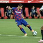 Luis Suárez -todavía- no está listo | FOTO: FC BARCELONA