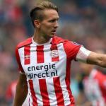 Luuk de Jong se acerca al Sevilla FC.
