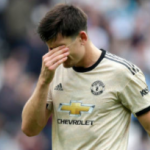 """""""El futuro de Maguire en el United peligra./ Foto: Getty Images"""""""