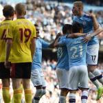 La goleada de récord del Manchester City al Watford | Foto: Marca