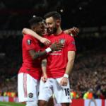 """""""El Manchester United se abona al efecto Bruno Fernandes. Foto: Getty Images"""""""