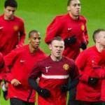 Jugadores del Manchester United/ lainformacion.com/ EFE