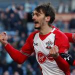 Manolo Gabbiadini con la camiseta del Southampton. Foto: Youtube.com