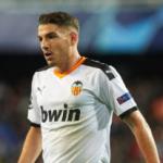"""""""El Valencia podría ceder a Manu Vallejo al Cádiz. Foto: Getty Images"""""""