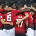 Manchester United, celebrando un gol esta temporada / twitter