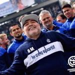 Maradona continuará en Gimnasia y Esgrima / Eldesmarque.com