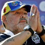 Diego Armando Maradona siempre es actualidad. Foto: AFP