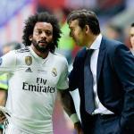Marcelo, en partido de 2018 / twitter