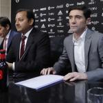 Marcelino García Toral, Mateo Alemany y Murthy / Deporte Valenciano