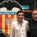 Marcelino García Toral y Peter Lim / Deporte Valenciano
