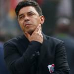 """Marcelo Gallardo habló de más salidas en River Plate """"Foto: Olé"""""""