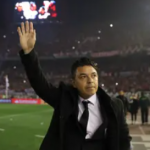"""River Plate sumó un arma más a su juego """"Foto: Olé"""""""