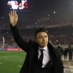 """Otro posible recambio para Marcelo Gallardo en el banquillo de River Plate """"Foto: Olé"""""""