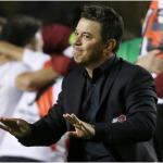 Marcelo Gallardo suena para el Barça. Foto: Reuters