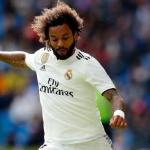 Marcelo, con el Real Madrid / twitter