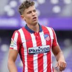 """Marcos Llorente, la asignatura pendiente de Simeone esta temporada """"Foto: La Razón"""""""