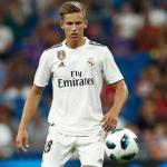 El Atlético de Madrid hace oficial el fichaje de Marcos Llorente / Real Madrid