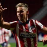 El Liverpool preguntó por la disponibilidad de Marcos Llorente