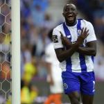 Moussa Marega, celebrando un gol / twitter