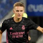 "Martin Odegaard se cansa y pide salir del Real Madrid ""Foto: LaLiga"""