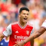 """El jugador del Arsenal que se está saliendo y fue rechazado por el United """"Foto: arseblog"""""""