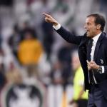 Massimiliano Allegri, técnico juventino / Juventus de Turín